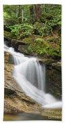 Louisville Brook - Bartlett New Hampshire Bath Towel