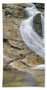 Louisville Brook - Bartlett  New Hampshire Usa Bath Towel