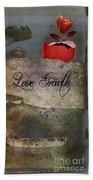 Love Growth - V2t1 Bath Towel