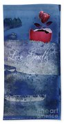 Love Growth - V2t2c3b Bath Towel