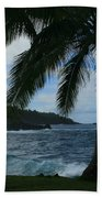 Love Is Eternal - Poponi Maui Hawaii Bath Towel