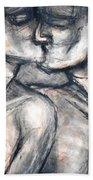 Lovers - Kiss Hand Towel