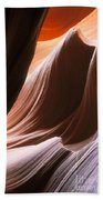 Lower Antelope Slot Canyon Bath Towel