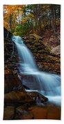 Lower Kaaterskill Falls Bath Towel