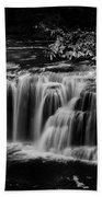 Lower Lewis Falls Washington State Bath Towel