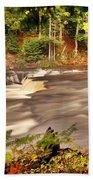 Lower Tahquamenon Falls 1 Bath Towel