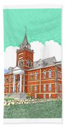 Luna County Court House  Deming  N M   Hand Towel