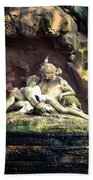 Luxembourg Park Lovers Bath Towel