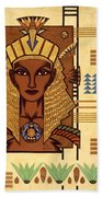Luxor Deluxe Bath Towel by Tara Hutton