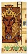 Luxor Deluxe Bath Sheet by Tara Hutton