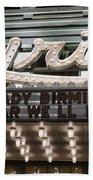 Lyric Theater Birmingham Bath Towel