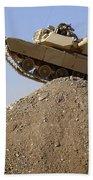 M1 Abrams Bath Towel