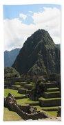 Macchu Picchu 10 Bath Towel