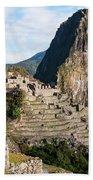 Machu Picchu Bath Towel