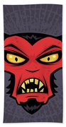 Mad Devil Bath Towel