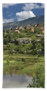 Madagascar Village Hand Towel