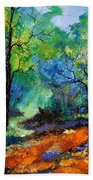 Magic Forest 79 Bath Towel