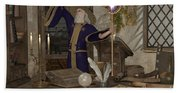 Magic Sorcerer Bath Towel