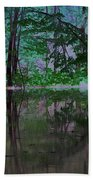 Magical Forest Hand Towel