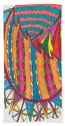 Magical Forest Land Hand Towel