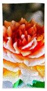 Magical Rose Bath Towel