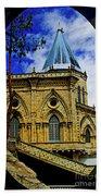 Magnificent Church Of Biblian Bath Towel