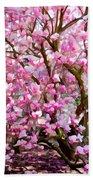 Magnolia Beauty #14 Bath Towel