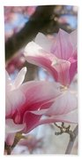 Magnolia Blossoms Bath Towel