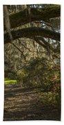 Magnolia Plantation Bath Towel
