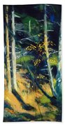 Maine Landscape 1919 Bath Towel