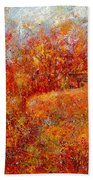 Majestic Autumn Bath Towel