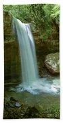 Majestic Pennsylvania Falls Bath Towel