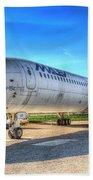 Malev Airlines Tupolev Tu-154 Bath Towel