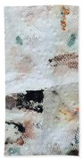 Man Chased By Mountain Lion Hand Towel