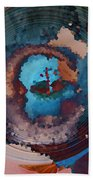 Man In The Moon Daydream Hand Towel
