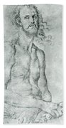 Man Of Sorrow 1522 Bath Towel