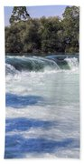 Manavgat Waterfall - Turkey Bath Towel