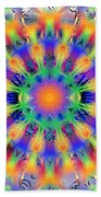 Mandala 4 Bath Towel