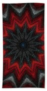Mandala Bath Towel