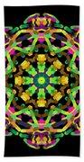 Mandala Image #14 Created On 2.26.2018 Bath Towel