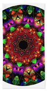 Mandala - Talisman 1102 - Order Your Talisman. Hand Towel