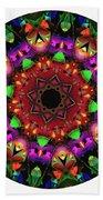 Mandala - Talisman 1102 - Order Your Talisman. Bath Towel