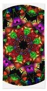 Mandala - Talisman 1105 - Order Your Talisman. Bath Towel