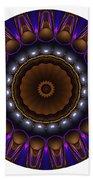 Mandala - Talisman 1398 Bath Towel