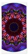 Mandala - Talisman 1405 Bath Towel