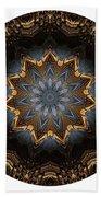 Mandala - Talisman 1415 Bath Towel