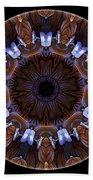 Mandala - Talisman 1437 Bath Towel