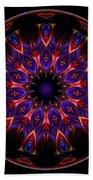 Mandala - Talisman 1449 Bath Towel
