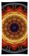 Mandala - Talisman 1452 Bath Towel