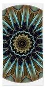 Mandala - Talisman 1457 Bath Towel